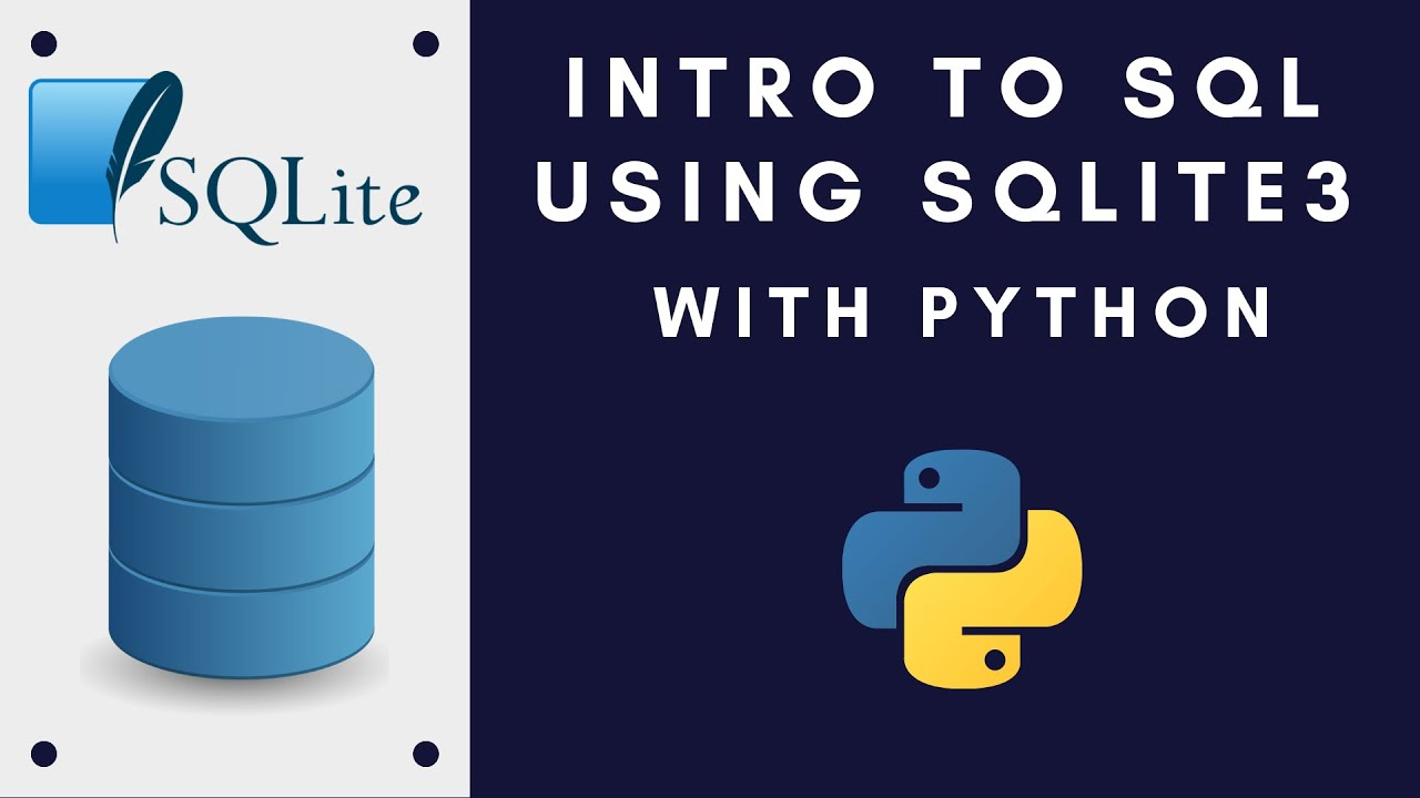 How to Create a Basic Database Using Sqlite3 Module in Python