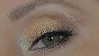 Charlize Theron Golden Bronze Makeup Tutorial