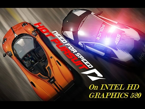 gameplay nfs hot pursuit on intel hd graphics 520 youtube. Black Bedroom Furniture Sets. Home Design Ideas