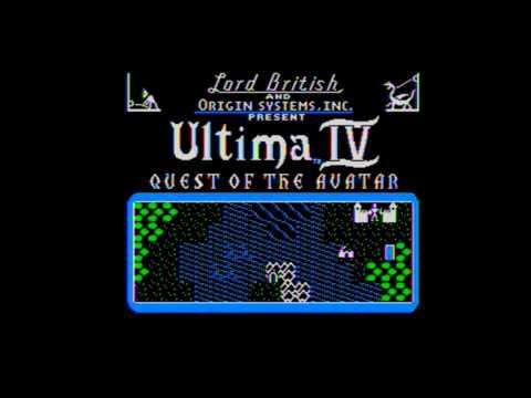 Ultima IV Title Music (Apple II)