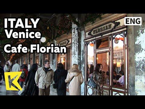【K】Italy Travel-Venice[이탈리아 여행-베네치아]베니스 카페 플로리안/Cafe Florian/San Marco Square/Piazza/Venezia/