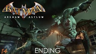 Batman Return to Arkham: Arkham Asylum #14  Crashing The Joker