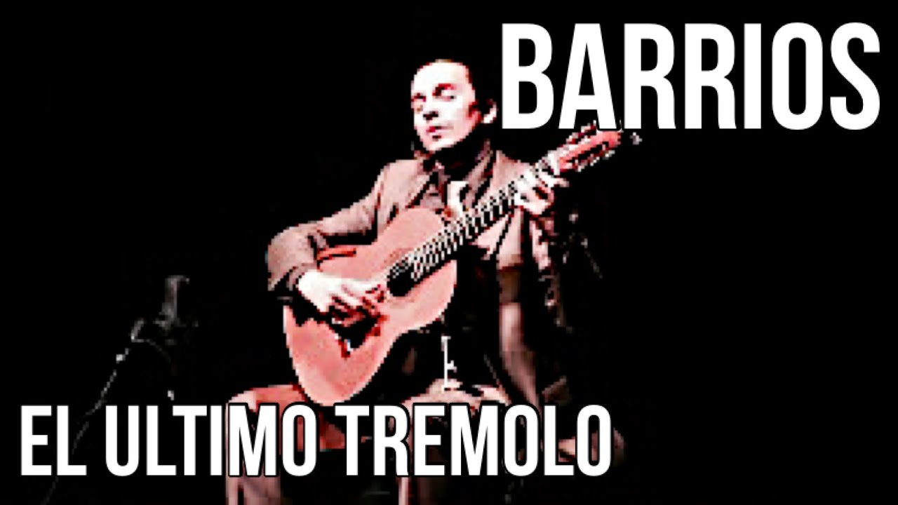 Artyom Dervoed plays Agustin Barrios