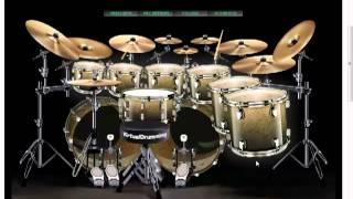 Avenged Sevenfold-Afterlife (Alternative Version) -Virtual Drumming.