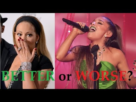 Famous People Attemping MARIAH CAREY HARDEST VOCALS!!