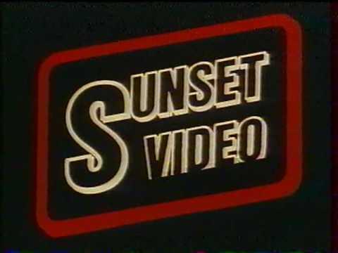 Sunset Vidéo(1988)