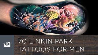 70 Linkin Park Tattoos For Men