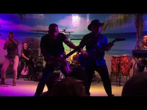 Private Stock rocking Hollywood Beach Florida Feb. 2018.