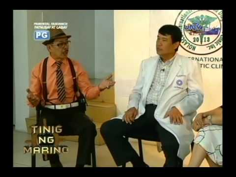 Pre-medical employment exam for Filipino seafarers
