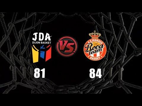 J27 : JDA Dijon - Monaco en vidéo