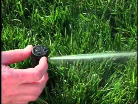 irrigatori hunter pgj youtube