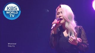 Son Seungyeon(손승연) - Speechless [Sketchbook / 20190907]