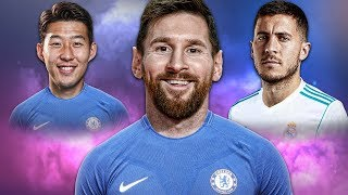 ACCEPTING EVERY TRANSFER OFFER CHALLENGE WITH CHELSEA! FIFA 18 Career Mode