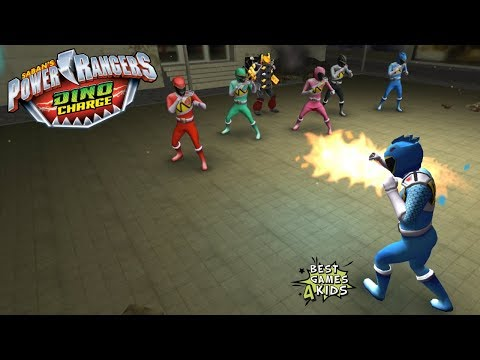 CHAPTER 5 - Double Trouble! | Power Rangers Dino Charge Rumble By StoryToys Entertainment