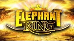 "*NEW SLOT* Elephant King ""Massive Win"" bonuses, live play and line hits"