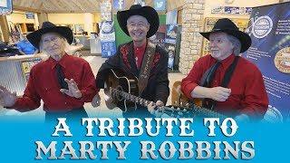 A Tribute to Marty Robbins | Branson Missouri | Webcam Show