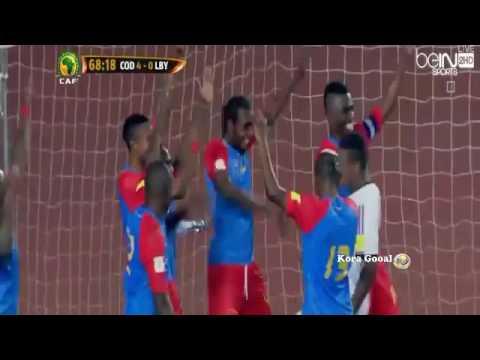 Match RD Congo — Lybie Du 08-20-2016 : Revivez Les 4-0, Victoire Des Léopards