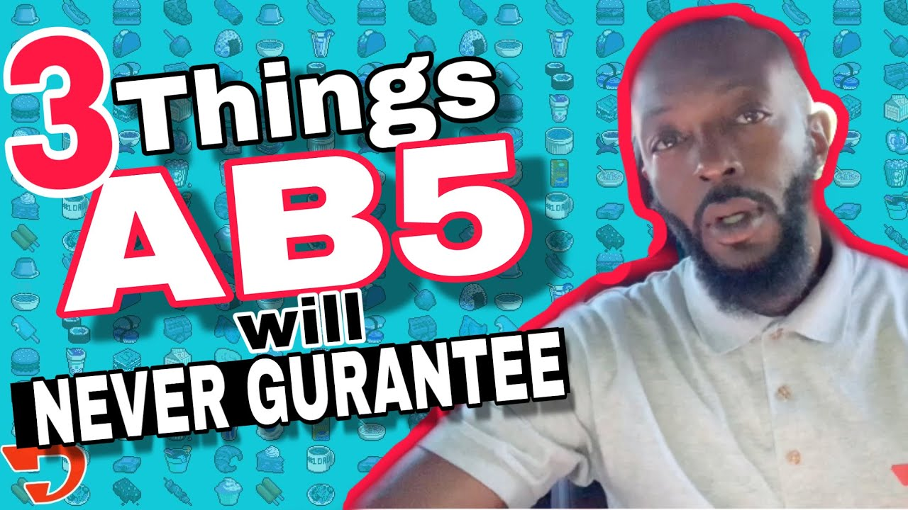 AB5: Become an Employee & Lose Big!!