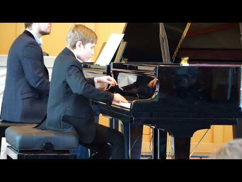 Daniel Alter (10) Mozart Piano Concerto No. 23