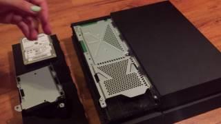 Poradnik - jak łatwo i szybko wymienić dysk w PlayStation 4 (PS4)