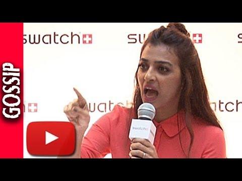 Radhika Apte Blasted On Media - Bollywood Gossip 2017