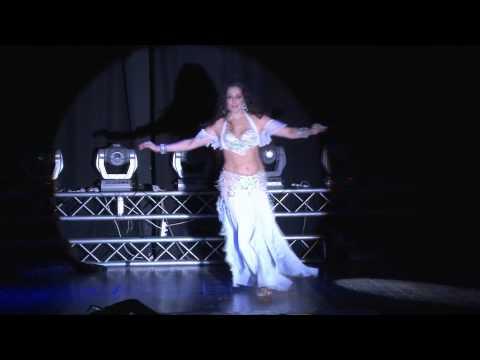 דפנה שחר רקדנית בטן - Dafna Shahar Belly Dance - Habibi Ya Eini Festival