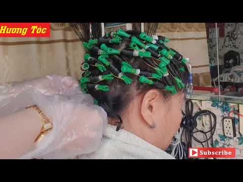 tóc uốn lọn tại Kemtrinam.vn
