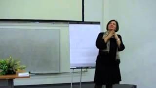 видео: Мастер-класс Марины Мелия в ИБДА РАНХиГС