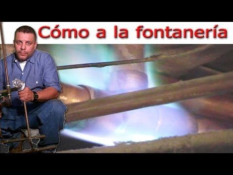 cómo soldar tubos de cobre llenas trucos tutorial