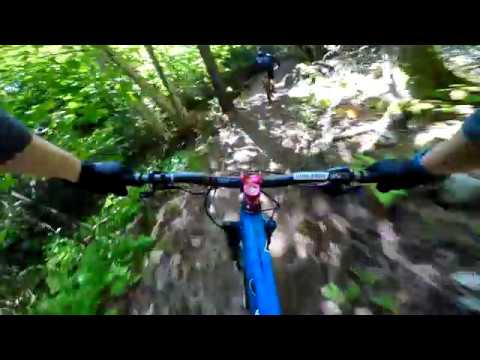 Mountain Biking - Whitetail - Fundy National Park - Alma, New Brunswick