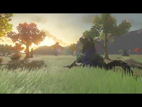 Breath of the Wild – Guardians Trailer