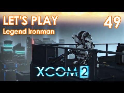 XCOM 2 Lets Play Deutsch - Gameplay Legende Ironman German - 49 ADVENT RADIO STATION
