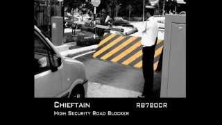 Anti terrorist PAS68 Roadblockers RB780CR -  Avon Barrier Road Blockers Thumbnail