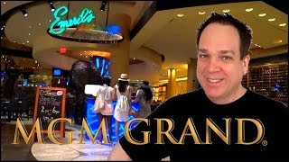 MGM Grand Las Vegas Restaurants - All You Can Eat!