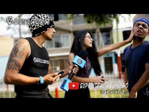 EXPONIENDO VENECO EN PERU - BRAYANBUN ( Parodia Exponiendo infieles BADABUN ) - Loco IORI