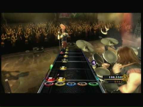 Guitar Hero 5 Expert Drums Feel Good Inc. Sightread FC