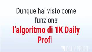 1k daily profit recensioni
