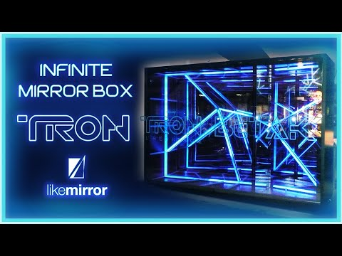 Like mirror mirolege boite effet miroir infini for Miroir infini