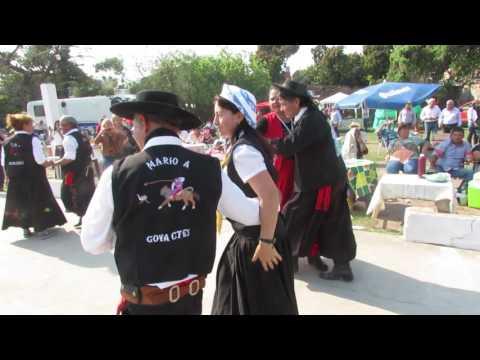 Agrupaciones en Festival San Fernando (Resistencia, Chaco) 13/8/16 La Revista de Chamamé