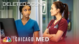 Charles' Phantom Itch Experiment - Chicago Med (Episode Highlight