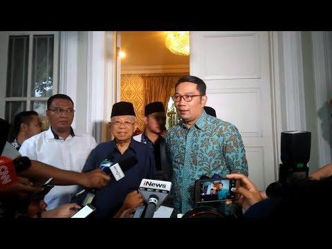 Ridwan Kamil Klarifikasi Kabar yang Sebut Dirinya Langgar Aturan Kampanye di Garut Mp3