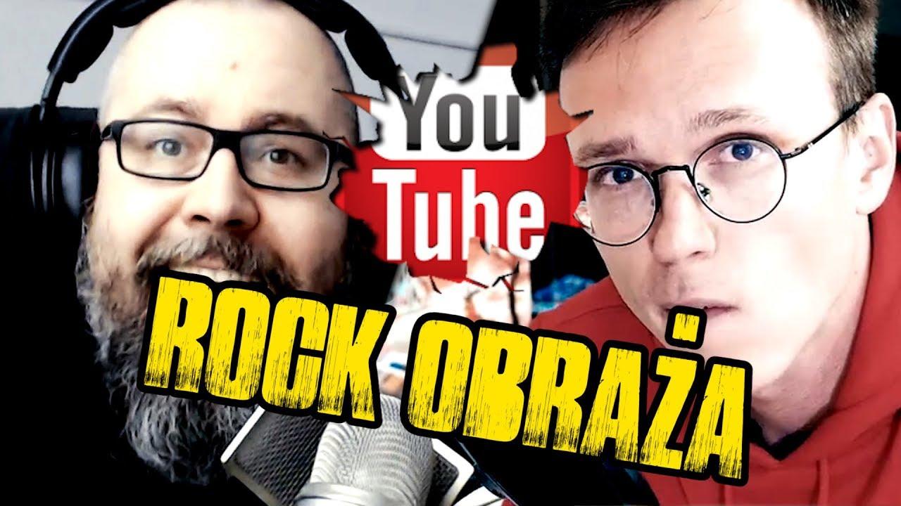 Rock obraża Rocka…