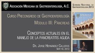M3-Conceptos actuales en el manejo de la pancreatitis aguda