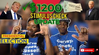 #RECAPTV PRESIDENTIAL ELECTION + $1200 Stimulus Check Update + RAP VOTE