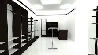 "ОТ ПРОЕКТА ДО РЕАЛИЗАЦИИ: магазин мужской одежды ""M'jns"""