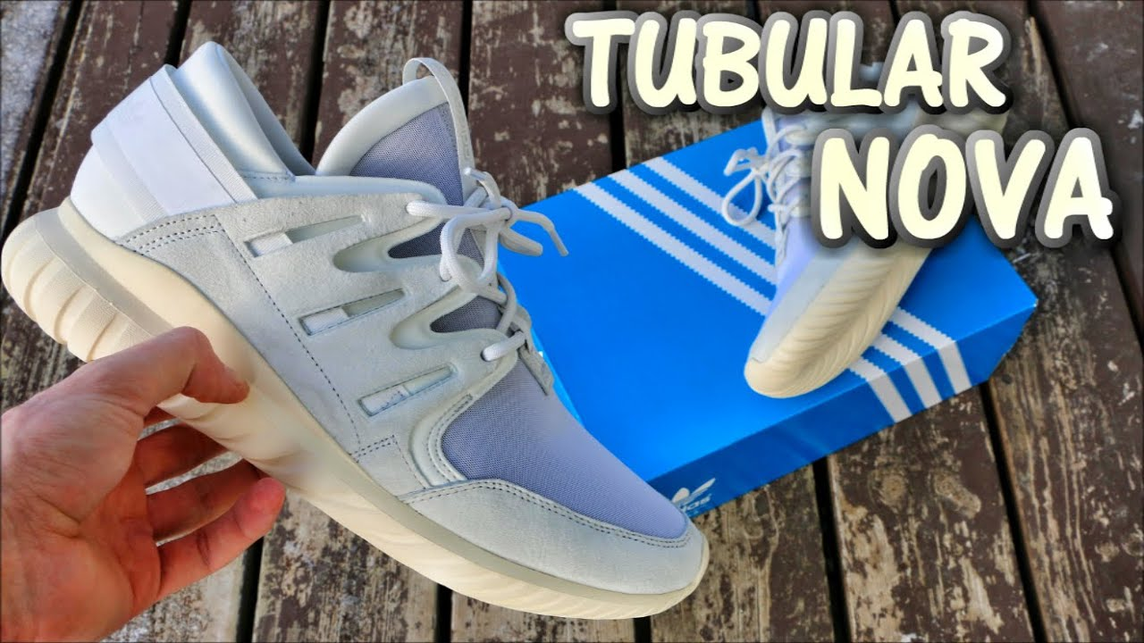 Adidas Tubular Nova PK Triple White Review On feet