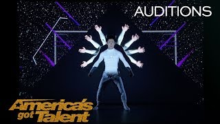 Best Technology On Season 13 of AGT - America