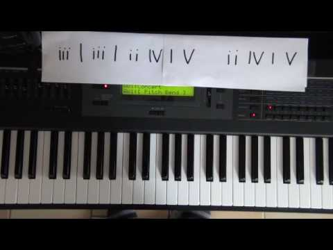 How To Play Wild Horses On Piano Rob Smallwood Youtube