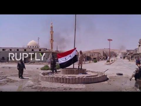 Syria: SAA gains full control of Al-Sukhnah, opening way to Deir Ezzor
