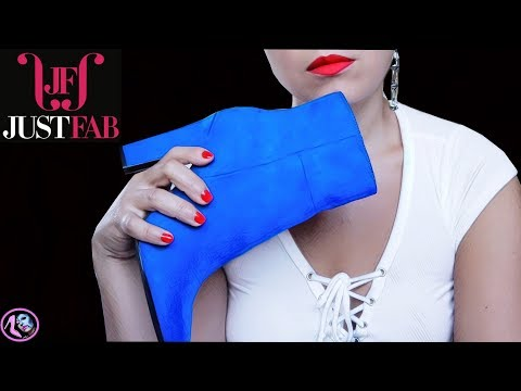 Justfab Haul| Trendy Fall Booties| Cobalt Blue